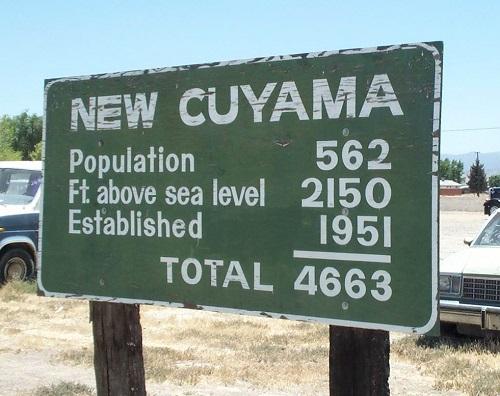 New Cuyama